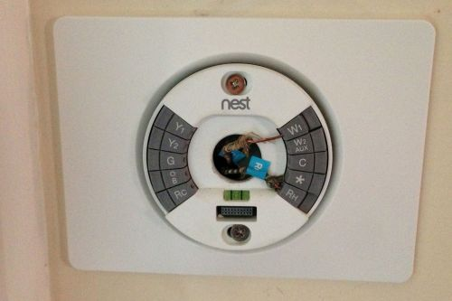 Installing Nest In A 100