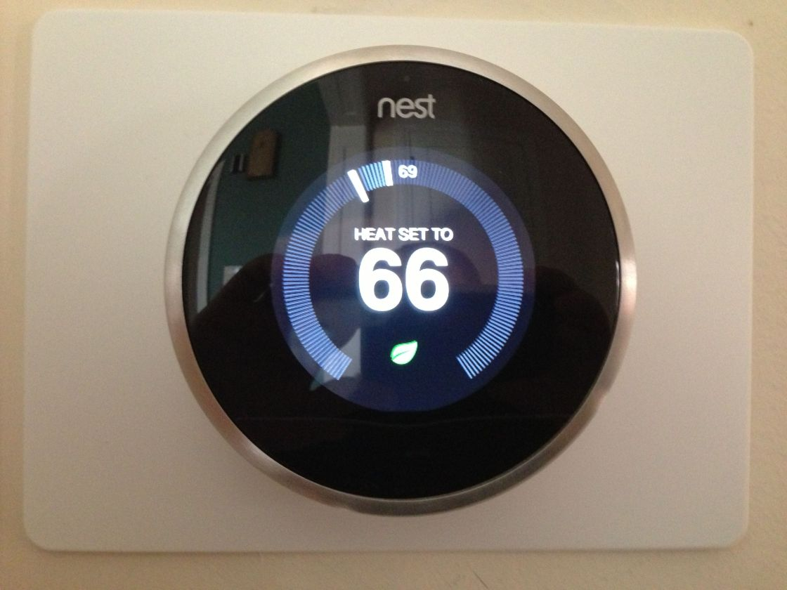 Nest Setup Done