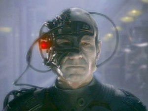 I am Locutus of Borg