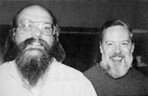 Ken and Dennis